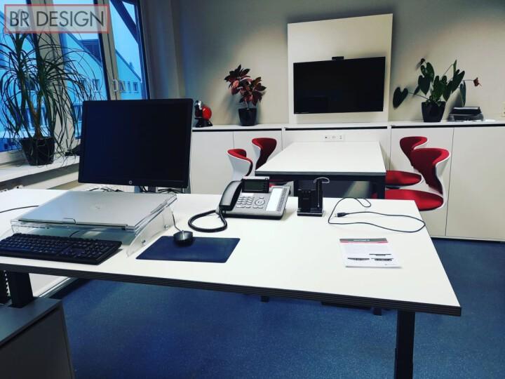 Ergonomisches Bürokonzept von BR Design