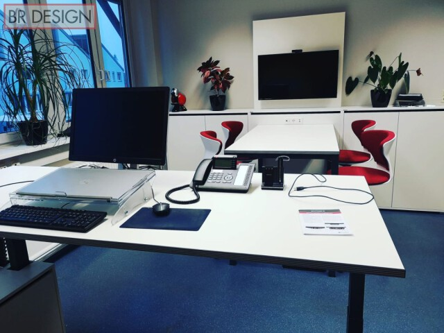 Ergonomie am Arbeitsplatz - Ergonomisches Konzept von BRDesign in Augsburg