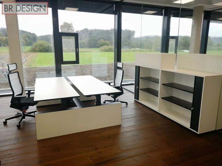 Modernes Bürokonzept - BRDesign Augsburg