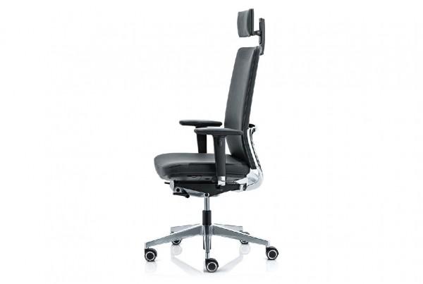 Orthopädischer Bürostuhl Modell Anteo Alu 3